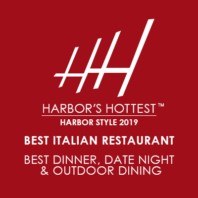 Harbor's Hottest Best Italian Restaurant